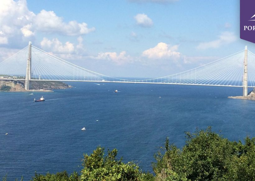 جسر اسطنبول الثالث…أكبر جسر معلق في العالم