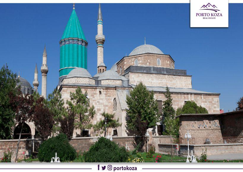 """متحف """"مولانا جلال الدين الرومي"""" يستقبل الاف الزوار بقونيا"""