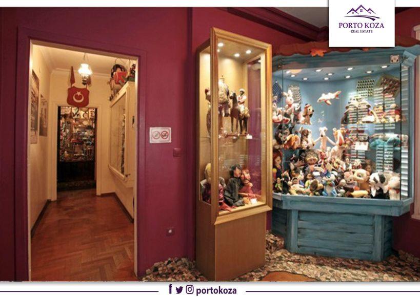"""متحف """"اسطنبول لألعاب الأطفال"""" من أكبر متاحف الاطفال قي العالم"""