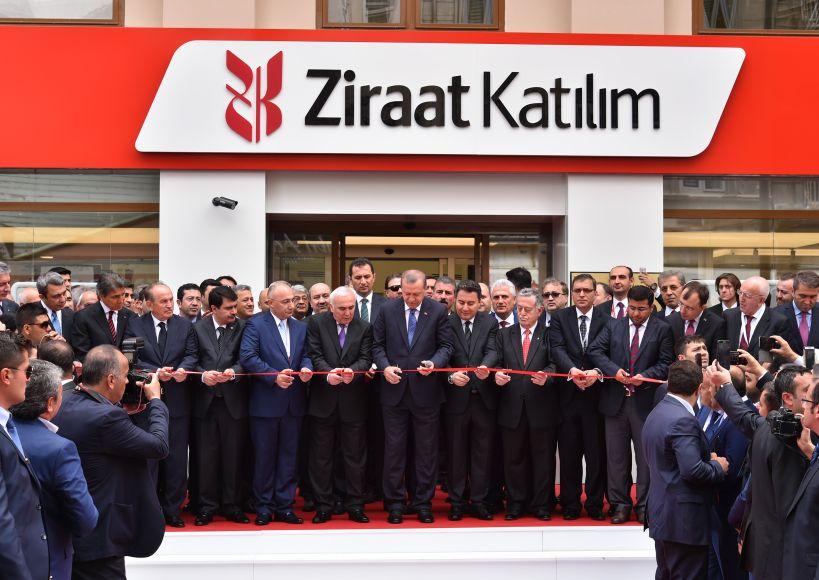 أرتفاع عدد فروع بنك الزراعات التركي