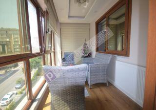 شقة للبيع  غرف 4+1 في بيليك دوزو ، حي جوربينار