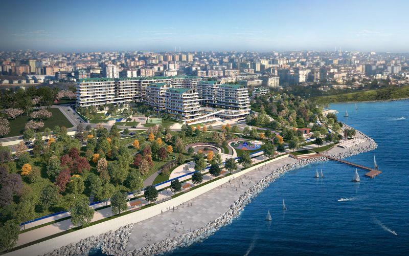 صور  مارينا 24 (Marina 24) ، بيوك جكمجة ، اسطنبول | بورتوكوزا العقارية