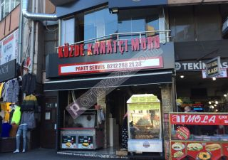 محل للبيع  مقيم للجنسية التركية في شيشلي ، حي مجيدية كوي