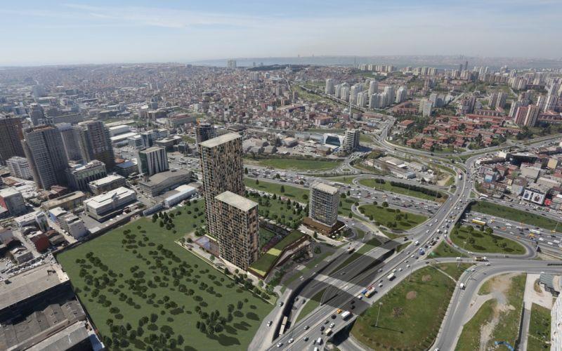 صور  تويا نكست (Toya Next) ، باسن اكسبريس ، حي باغجلار ، اسطنبول | بورتوكوزا العقارية