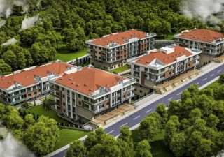 شقق للبيع  غرف من 1+1 إلى 7+1 في بيليك دوزو