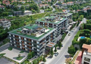 شقق للبيع  مقيم للجنسية التركية غرف من 3+1 إلى 4+1 في بيكوز