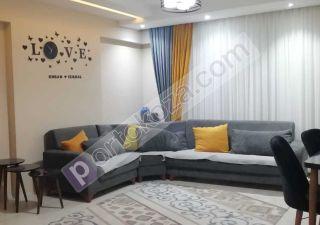 شقة للبيع  مناسبة للعائلات غرف 3+1 في إسنيورت ، حي مهتر شيشمة