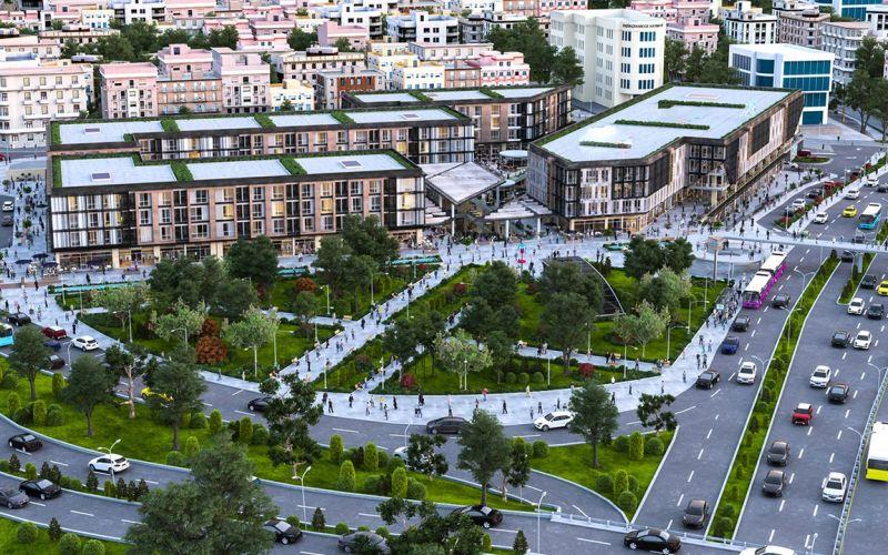 صور 1+1 بسعر 106,687 دولار أمريكي في صفا كوي SEFAKÖY اسطنبول