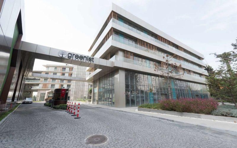 صور  جريتيست (Greenist) ، بهجه ايفلر ، حي يني بوسنا ، اسطنبول | بورتوكوزا العقارية