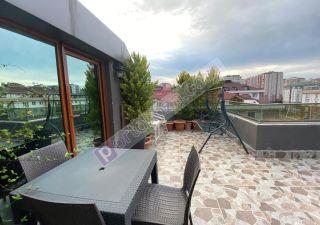 شقة للبيع  مقيم للجنسية التركية غرف 8+2 في بيليك دوزو ، حي عدنان قهوجي