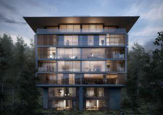 شقق للبيع  إطلالة بوسفور غرف من 2+1 إلى 4+1 في كانديلي