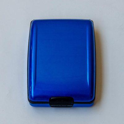 กระเป๋าใส่บัตรเครดิต RFID Blocking ป้องกันการโจรกรรมข้อมูลบัตร