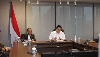 Tiga Instruksi Menteri Erick Hadapi New Normal Portonews