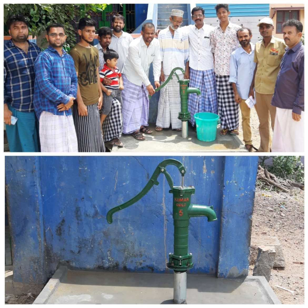 19th Water Pump for General Public
