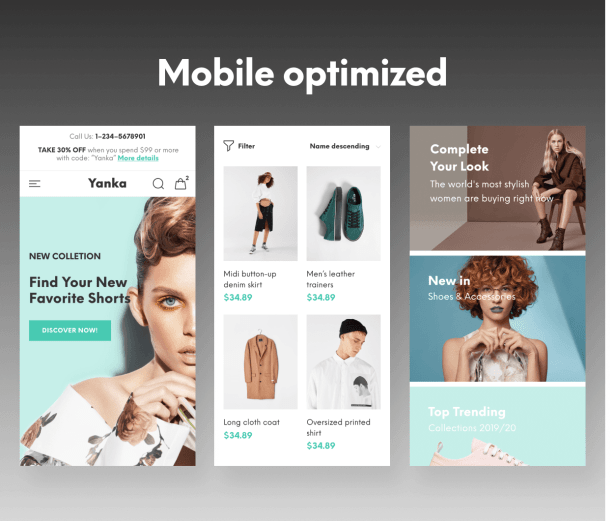 Yanka - Fashion Multipurpose Shopify Theme - 43