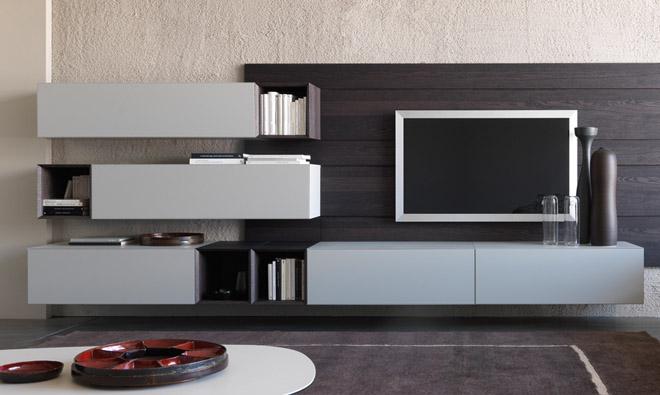 meuble tv fixation murale installer tele murale