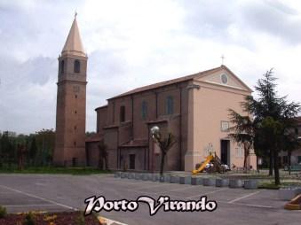 Ca' Venier (Porto Tolle), nella Chiesa Arcipretale di San Nicolò Vescovo
