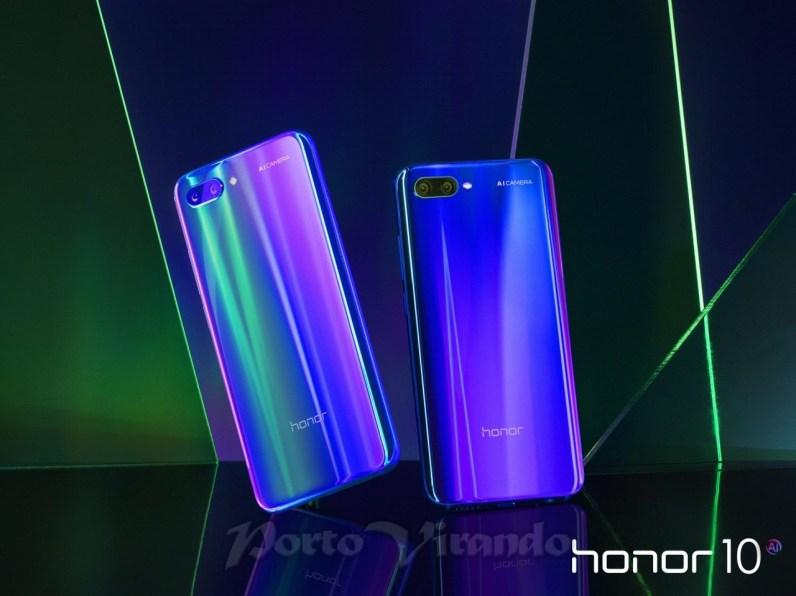 Honor 10, un Huawei P2 sotto mentite spoglie