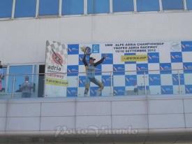 UEM_Alpe Adria Championship 2012_1_Tibaldo