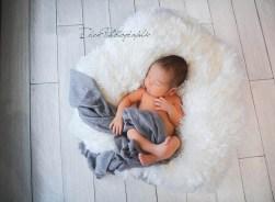 Photographie d'un nouveau-né