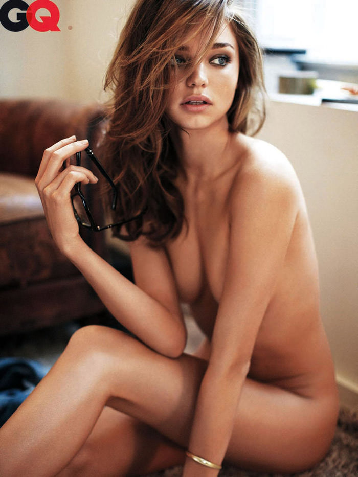 Out-Takes: Miranda Kerr photographed by Alexi Lubomirski for GQ, February 2010 1