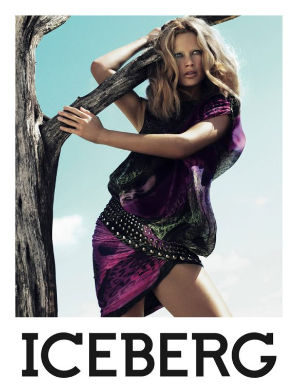 Iceberg - Spring 2010 Campaign: Carolyn Murphy photographed by Mert & Marcus 3