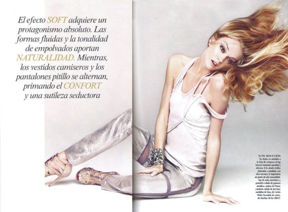 """Lindsay Ellingson photographed by Nino Muñoz in """"Aires de Cambio"""" for Vogue México, February 2010 5"""