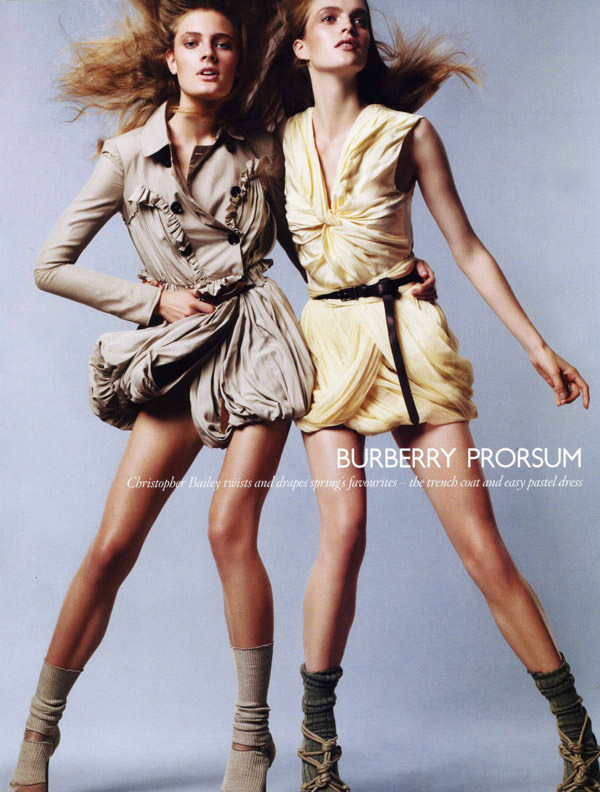 British Vogue: Spring Looks, 2010 4
