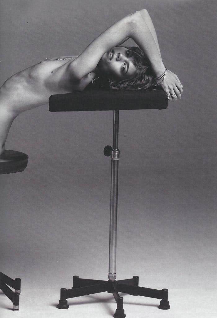 Freja Beha Erichsen photographed by Inez van Lamsweerde and Vinoodh Matadin for Purple Magazine #13 7