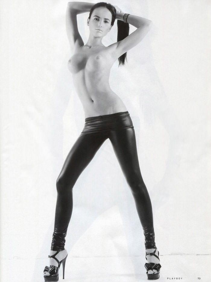Irina Bondarenko for Playboy Ukraine 4