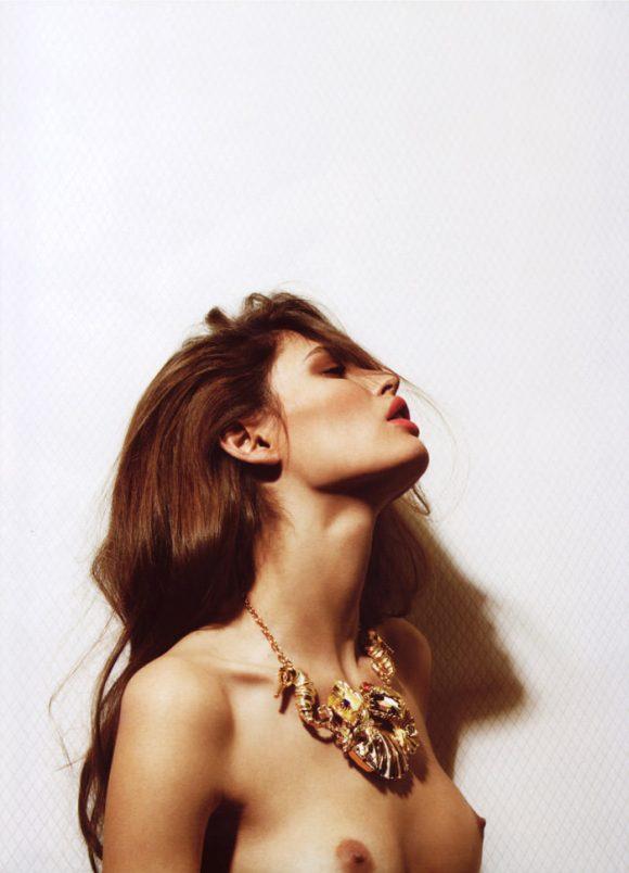 "Bianca Balti photographed by Fabio Raineri in ""Overnight"" for Muse Italia, March 2010 2"
