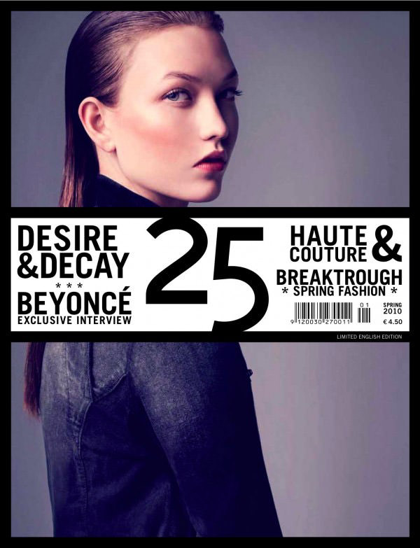 Exclusive Preview: 25 Magazine 3