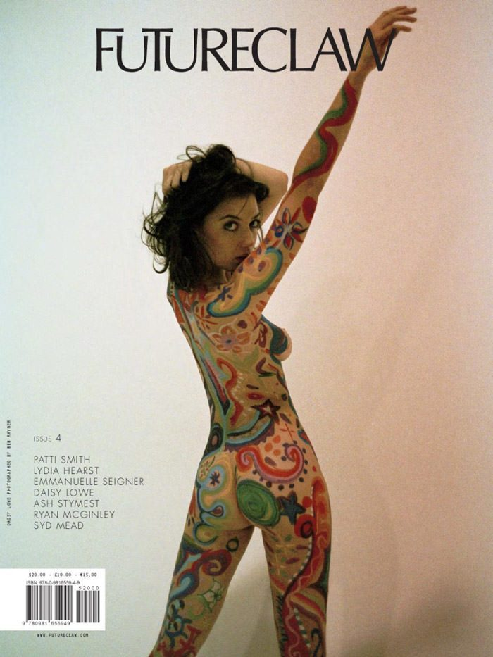 """Daisy Lowe photographed by Ben Rayner in """"Can't Buy Me Love"""" for Futureclaw Magazine, Issue 4 1"""