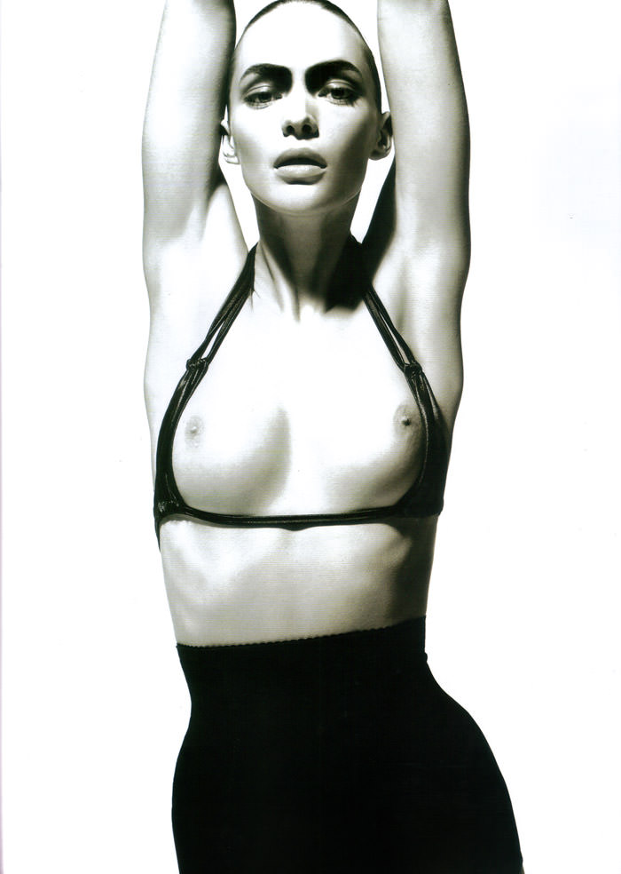 "Heidi Harrington Johnson photographed by Cuneyt Akeroglu in ""Lick Your Tongue"" for Wonderland Magazine, May 2010 5"