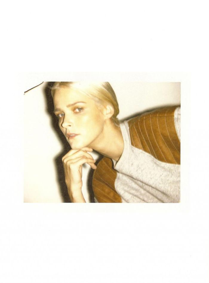 Carmen Kass photographed by Ezra Petronio for Self Service, Spring 2010 3