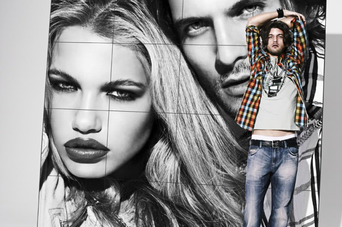 Hailey Clauson photographed by David Roemer for Jag Jeans, 2010 2