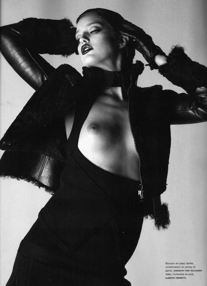 """Emily Didonato photographed by Anthony Maule in """"Hypnose"""" for Numéro #115 8"""