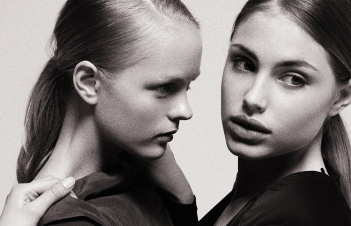 """""""Girl Talk"""" photographed by Jens Langkjær for The Ones 2 Watch 2"""