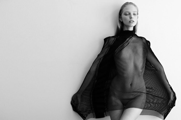 Out-Takes: Tanya Dziahileva photographed by Eric Guillemain 2