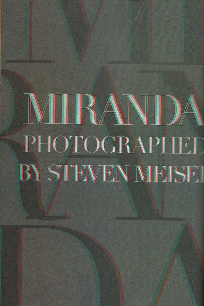 Miranda Kerr photographed by Steven Meisel for Vogue Italia, September 2010 3