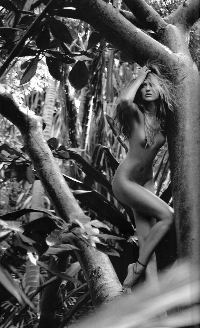 V2 by Russell James: Candice Swanepoel 8