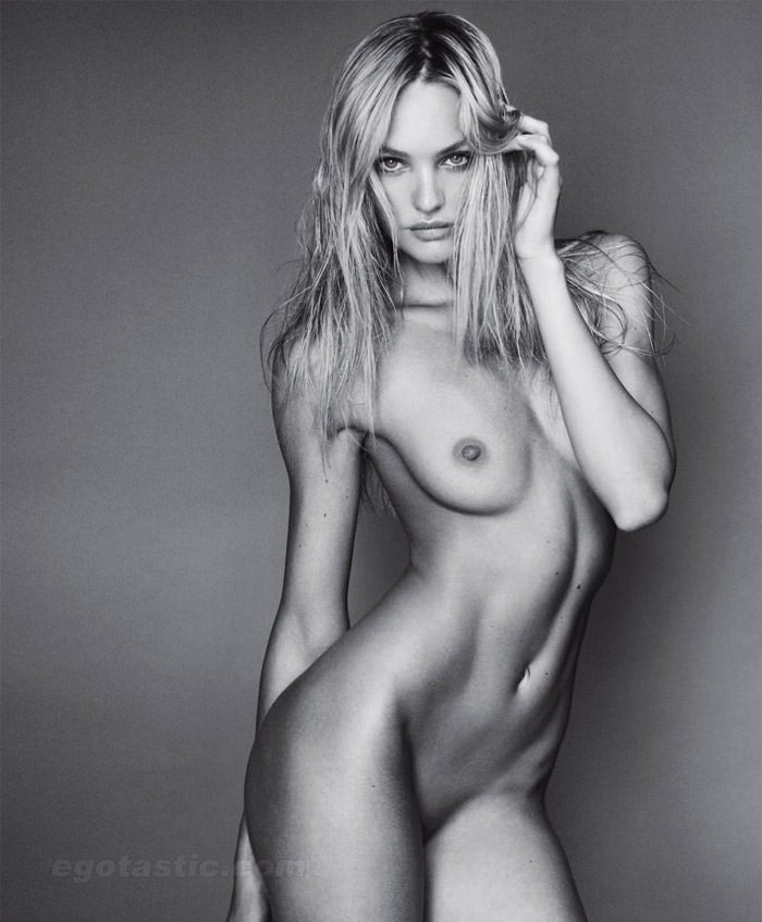 Candice Swanepoel photographed by Mario Testino in VMan, Fall 2010 3