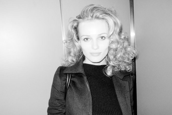 Edita Vilkeviciute & Terry Richardson @ Milk Studios 2