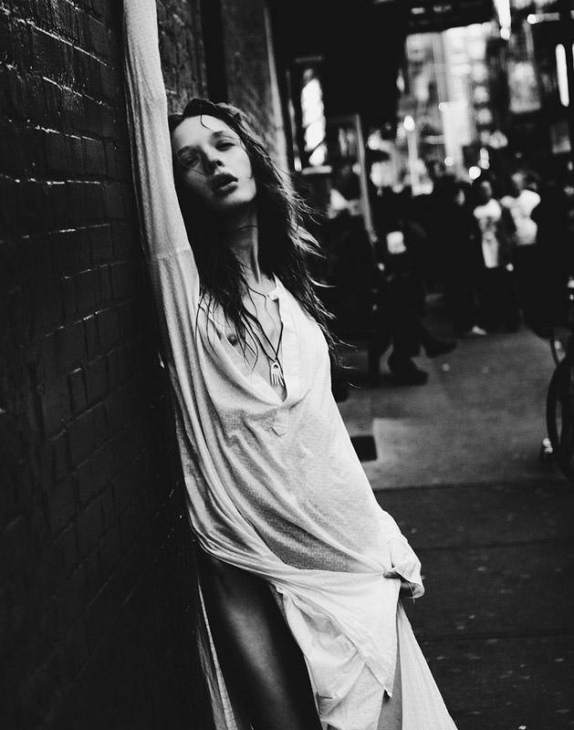 Portrait: Natalia Zakharova photographed by Michael Donovan 5