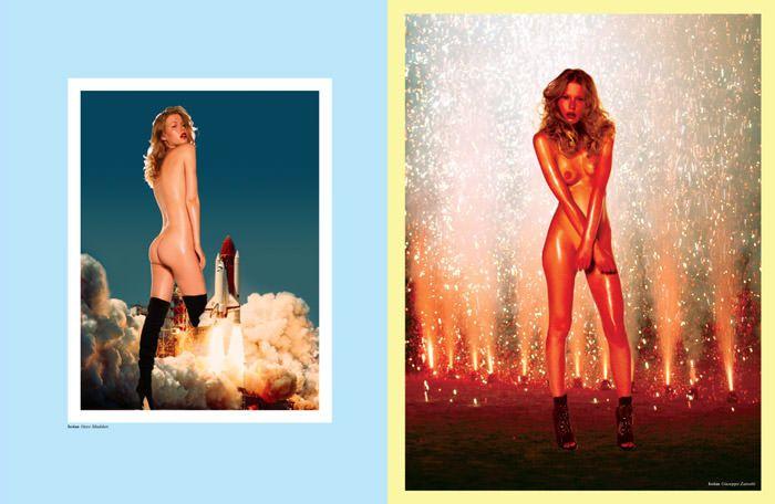 "Lisette Van Den Brand photographed by Herring & Herring in ""Experience"" for DMag #10 6"