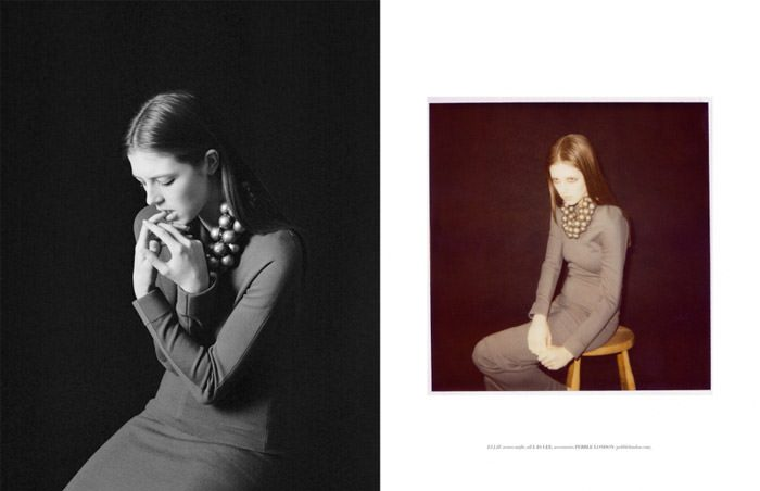 """""""Lux Et Sonor"""" photographed by Nicole Maria Winkler for The Ones 2 Watch, Issue #09 7"""