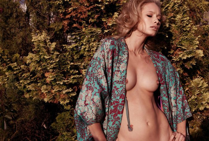 """Nadya by Nicolas Padron in """"Nadya 1970"""" for The Ones 2 Watch 6"""