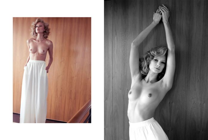"""Nadya by Nicolas Padron in """"Nadya 1970"""" for The Ones 2 Watch 7"""