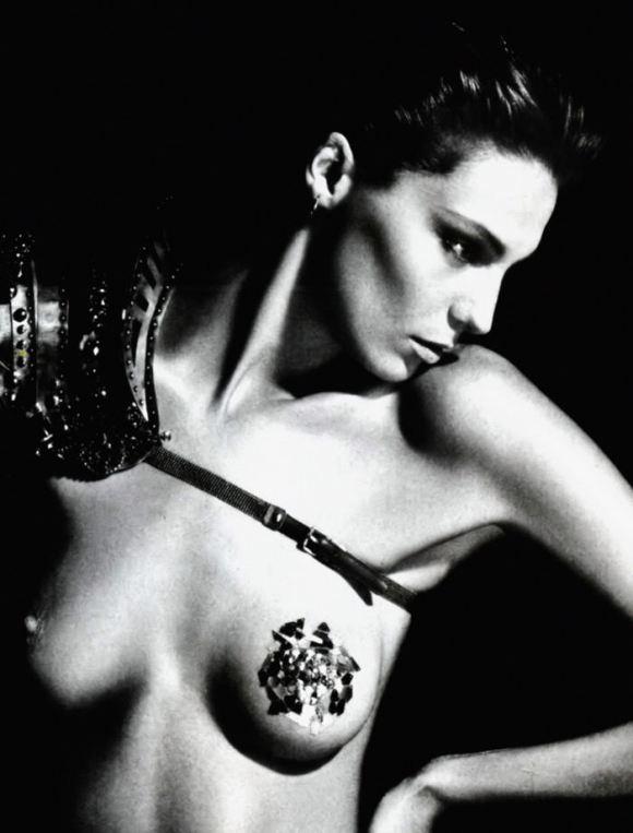 Karl Lagerfeld: Pirelli Calendar 2011 6