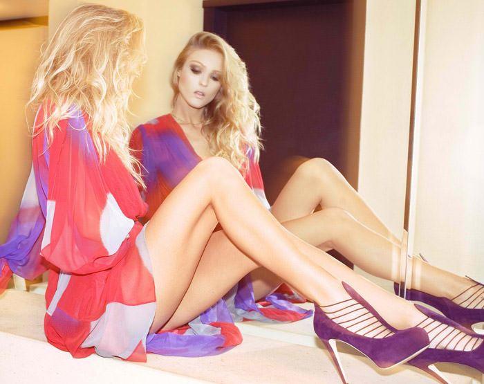 Alisa Frolkina, Brooke Bonelli & Erin Axtell photographed by Andrew Kuykendall for BMM Magazine 1